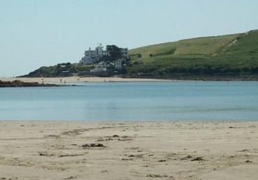 Challaborough Beach