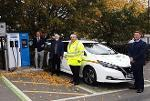 'Super-fast' Electric Vehicle chargers unveiled for public use