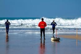 RNLI Lifeguards Ready for the Busy Summer Ahead