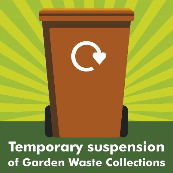 Garden Waste Suspension Graphic