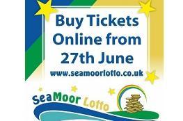 SeaMoor Lotto Tickets Go On Sale Wednesday 27 June